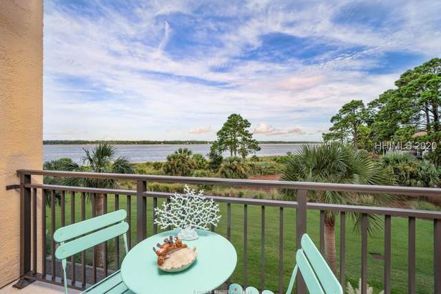 251 S Sea Pines Drive #1915, Hilton Head Island, SC 29928 (MLS #404916) :: Hilton Head Dot Real Estate