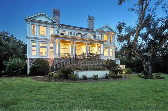 165 Inverness Drive, Bluffton, SC 29910 (MLS #404923) :: Southern Lifestyle Properties