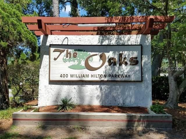 400 Wm Hilton Parkway #19, Hilton Head Island, SC 29926 (MLS #404991) :: The Alliance Group Realty