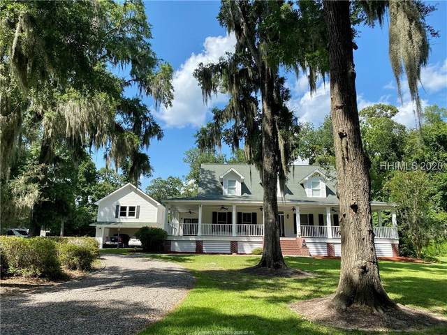 5818 Speedway Boulevard, Hardeeville, SC 29927 (MLS #405008) :: Southern Lifestyle Properties