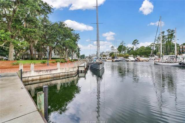 F26 Boatslip in Windmill Harbour, Hilton Head Island, SC 29926 (MLS #405047) :: Hilton Head Dot Real Estate