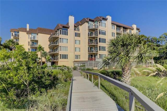 251 S Sea Pines Drive #1901, Hilton Head Island, SC 29928 (MLS #405058) :: Judy Flanagan
