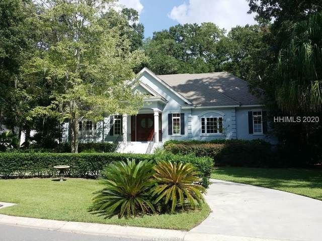 8 Fantail Lane, Hilton Head Island, SC 29926 (MLS #405064) :: Hilton Head Dot Real Estate
