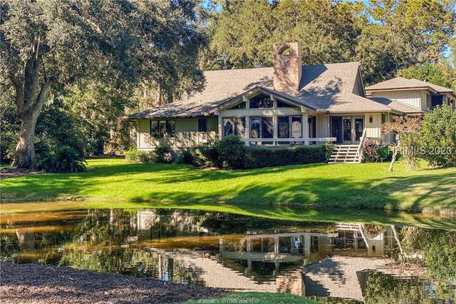 22 Twin Pines Road, Hilton Head Island, SC 29928 (MLS #405071) :: The Sheri Nixon Team