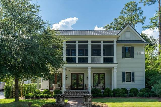 8 Irene Street, Bluffton, SC 29910 (MLS #405080) :: Hilton Head Dot Real Estate