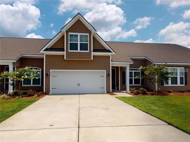 275 Wooden Wheel Lane, Bluffton, SC 29909 (MLS #405083) :: Judy Flanagan