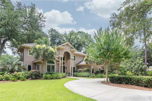 11 Sovereign Drive, Hilton Head Island, SC 29928 (MLS #405118) :: Collins Group Realty