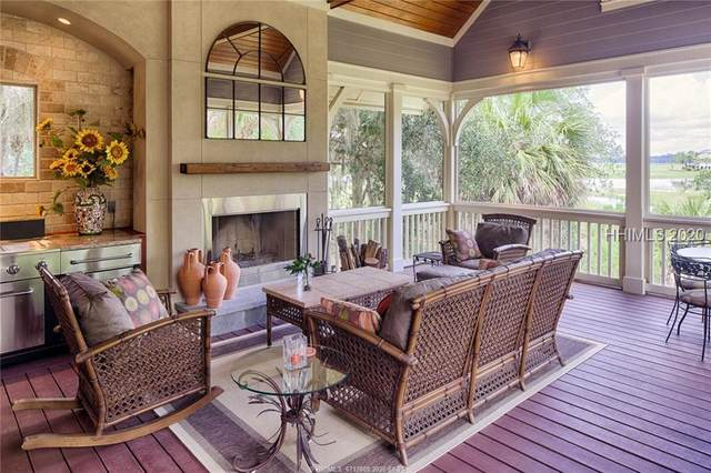 5 Marsh Palms Place, Bluffton, SC 29910 (MLS #405119) :: Southern Lifestyle Properties