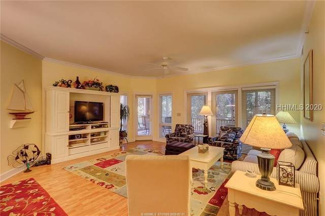 89 Ocean Lane #8137, Hilton Head Island, SC 29928 (MLS #405125) :: Southern Lifestyle Properties