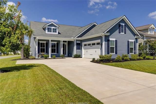 314 Lake Bluff Drive, Bluffton, SC 29910 (MLS #405128) :: The Coastal Living Team