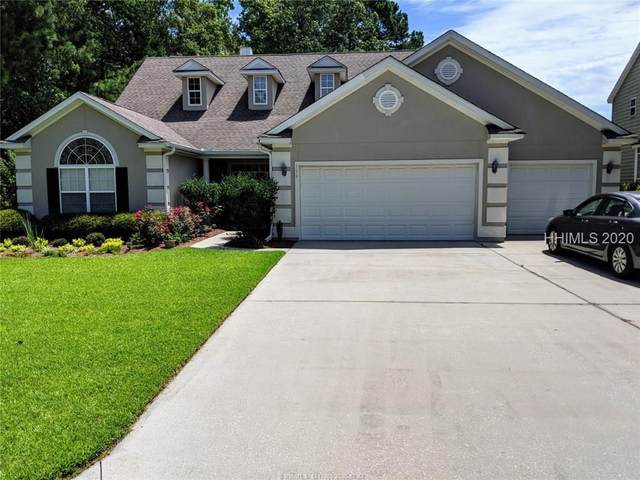 194 Blythe Island Drive, Bluffton, SC 29910 (MLS #405163) :: The Coastal Living Team