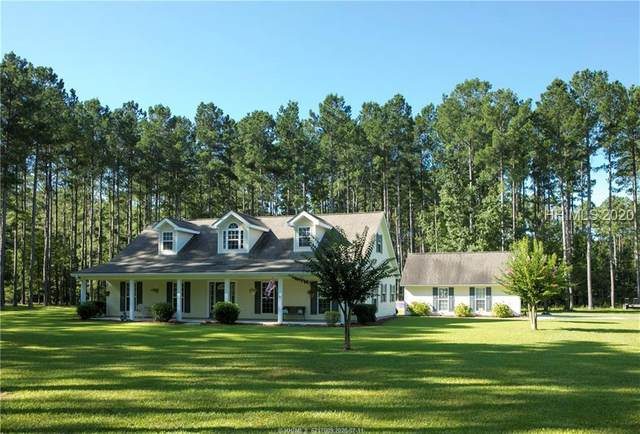 1982 Honey Hill Circle, Ridgeland, SC 29936 (MLS #405169) :: The Alliance Group Realty