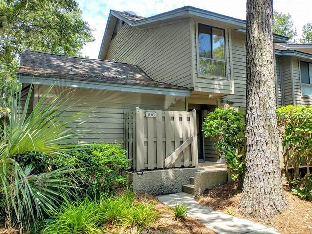 113 Shipyard Drive #106, Hilton Head Island, SC 29928 (MLS #405208) :: The Coastal Living Team