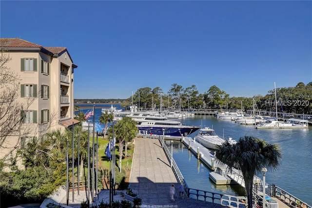 9 Harbourside Lane 7322C, Hilton Head Island, SC 29928 (MLS #405269) :: Hilton Head Dot Real Estate
