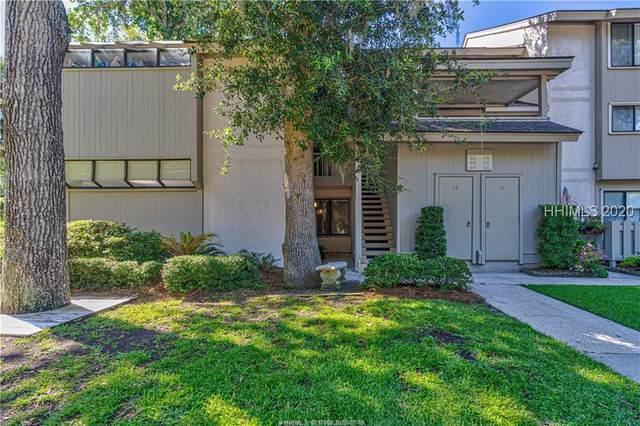 36 Deallyon Avenue #49, Hilton Head Island, SC 29928 (MLS #405284) :: Southern Lifestyle Properties