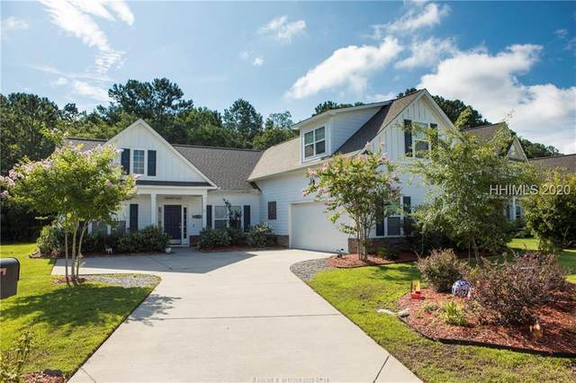 17 Stanton Court, Bluffton, SC 29910 (MLS #405299) :: The Alliance Group Realty