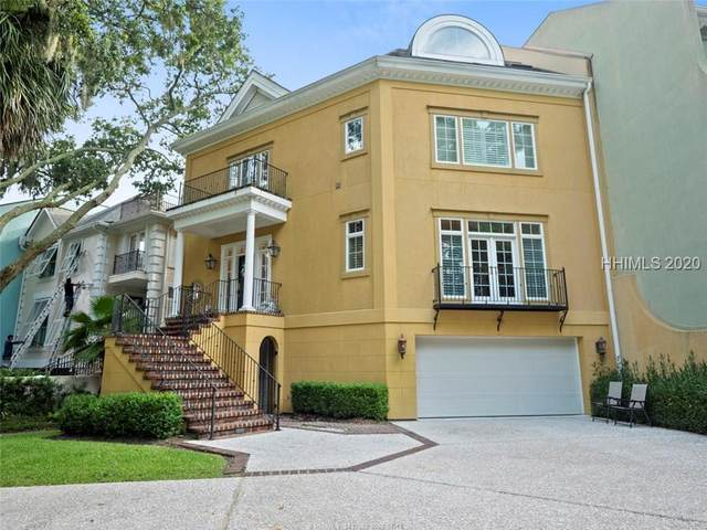 59 Sparwheel Lane, Hilton Head Island, SC 29926 (MLS #405321) :: Hilton Head Dot Real Estate