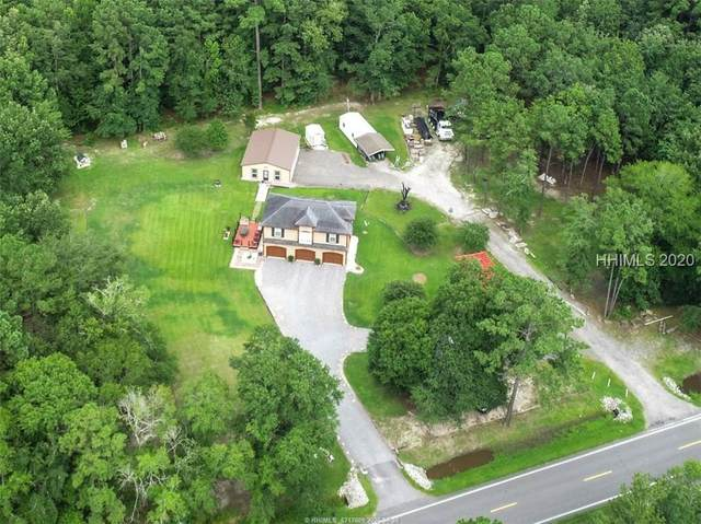 190 Pine Arbor Road, Hardeeville, SC 29927 (MLS #405377) :: Southern Lifestyle Properties