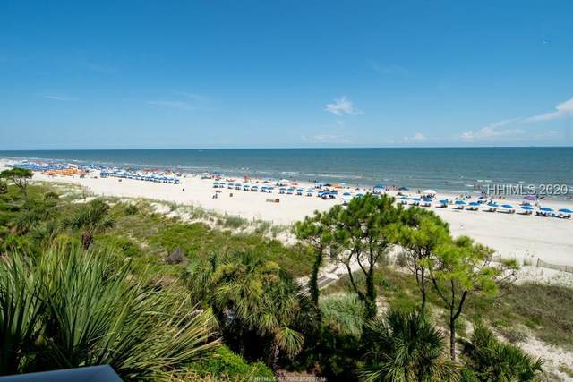 1 Beach Lagoon Road #4003, Hilton Head Island, SC 29928 (MLS #405394) :: Southern Lifestyle Properties