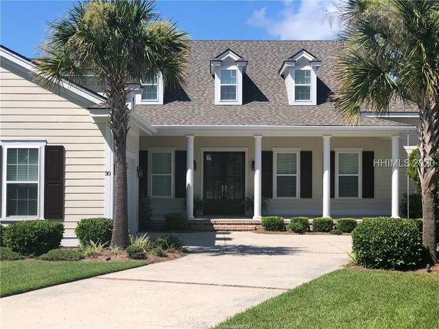 30 Harborage Court, Bluffton, SC 29910 (MLS #405553) :: Judy Flanagan