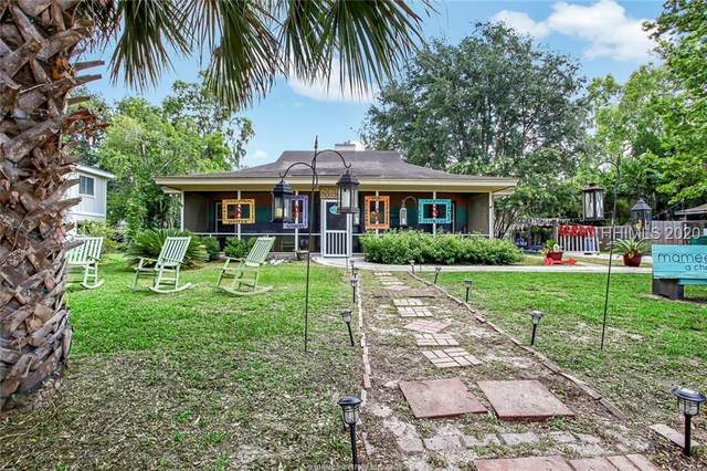 7 Lawton Street, Bluffton, SC 29910 (MLS #405564) :: The Alliance Group Realty