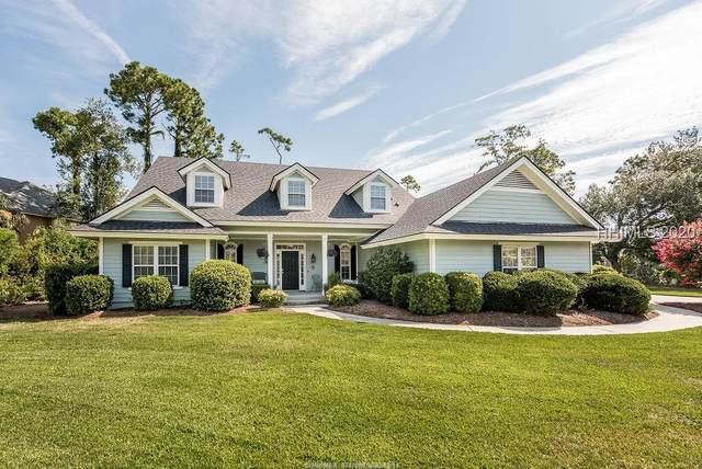 1 Caladium Court, Hilton Head Island, SC 29926 (MLS #405580) :: Collins Group Realty
