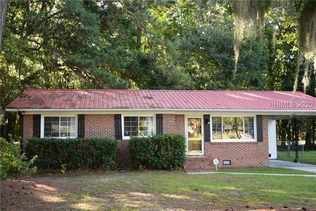 3001 Walnut Street, Beaufort, SC 29906 (MLS #405737) :: Southern Lifestyle Properties