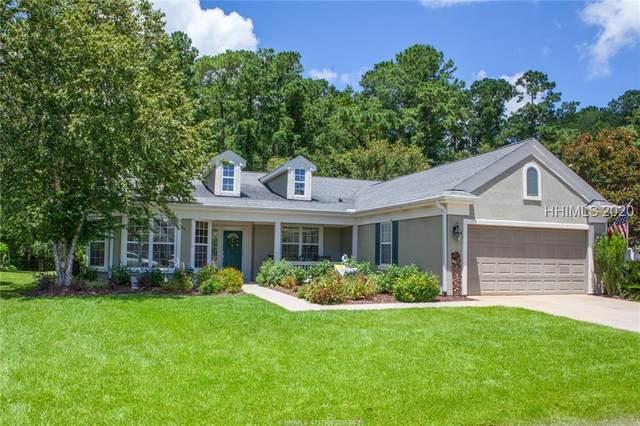 9 Concession Oak Drive, Bluffton, SC 29909 (MLS #405752) :: Southern Lifestyle Properties