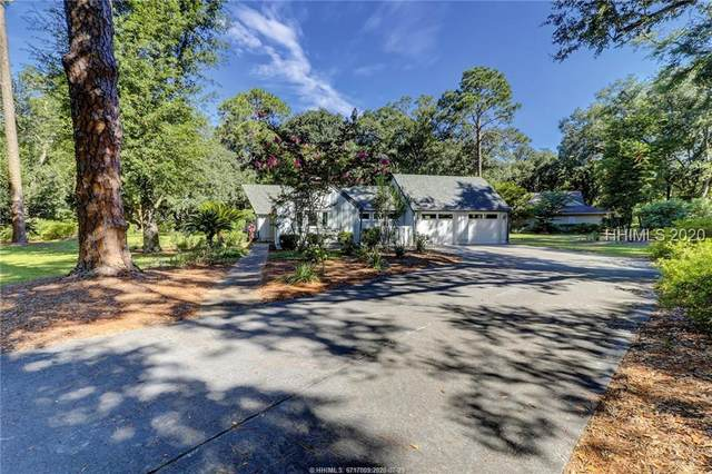 12 Sovereign Drive, Hilton Head Island, SC 29928 (MLS #405753) :: Southern Lifestyle Properties