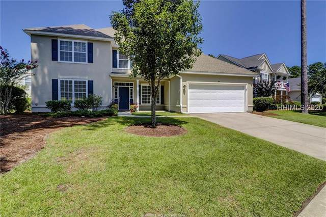 164 Pinecrest Circle, Bluffton, SC 29910 (MLS #405758) :: Judy Flanagan