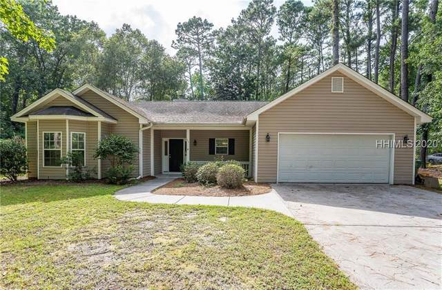 111 Wade Hampton Drive, Beaufort, SC 29907 (MLS #405800) :: The Coastal Living Team