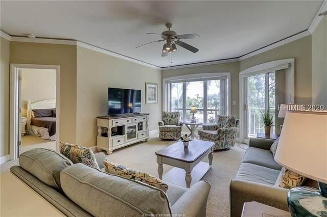63 Ocean Lane #2112, Hilton Head Island, SC 29928 (MLS #405833) :: Southern Lifestyle Properties