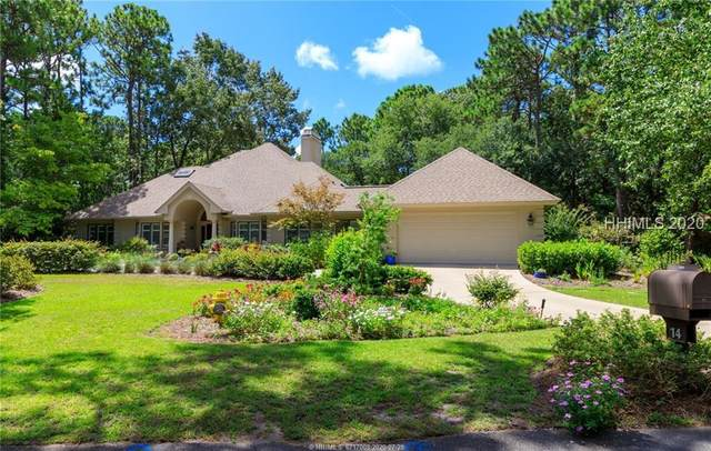 14 Pheasant Run, Hilton Head Island, SC 29926 (MLS #405838) :: Southern Lifestyle Properties