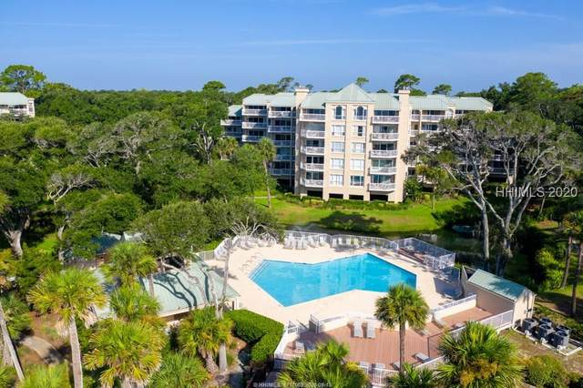 75 Ocean Lane #408, Hilton Head Island, SC 29928 (MLS #405884) :: The Coastal Living Team