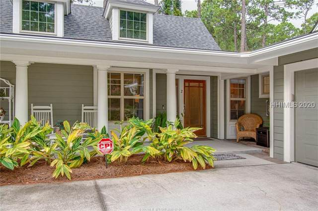 2 Field Sparrow Court, Hilton Head Island, SC 29926 (MLS #405904) :: Southern Lifestyle Properties