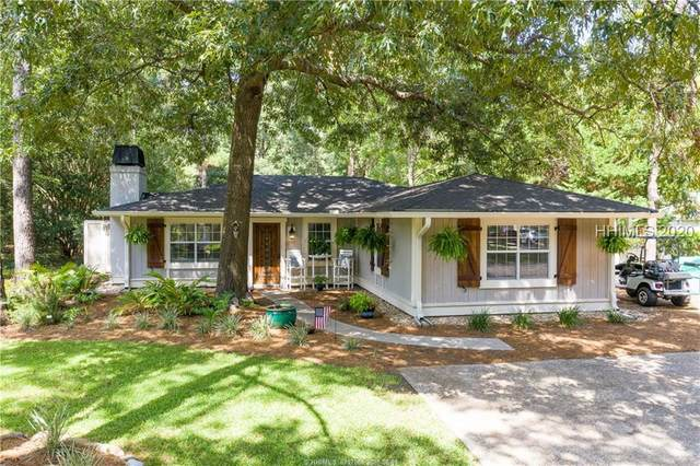 41 Squiresgate Road, Hilton Head Island, SC 29926 (MLS #405913) :: Southern Lifestyle Properties
