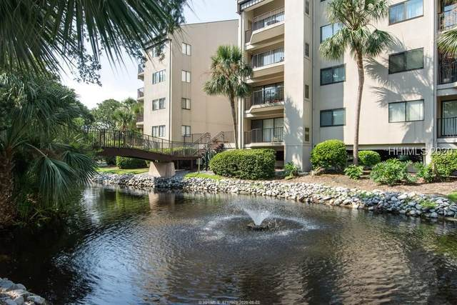 10 S Forest Beach Drive #426, Hilton Head Island, SC 29928 (MLS #405933) :: Judy Flanagan
