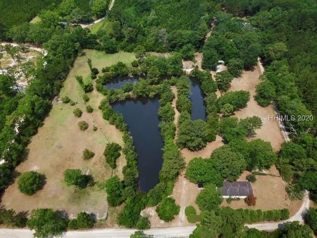 89 Mcgill Lane, Ridgeland, SC 29936 (MLS #405960) :: Hilton Head Dot Real Estate