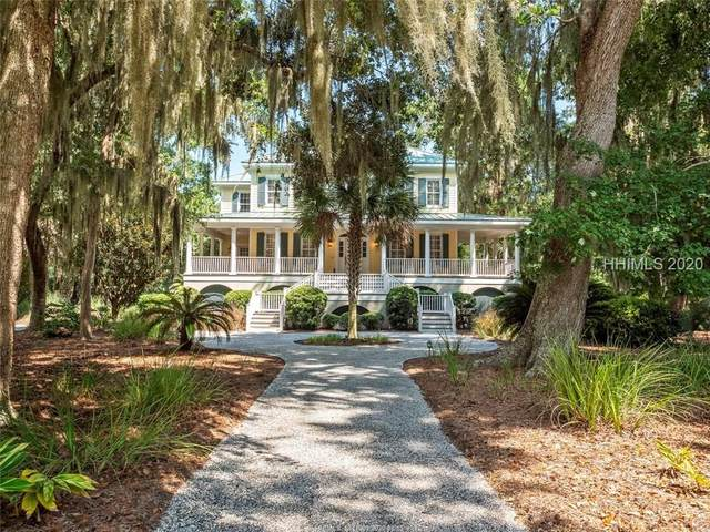 29 Osprey Links Drive, Daufuskie Island, SC 29915 (MLS #405973) :: The Coastal Living Team