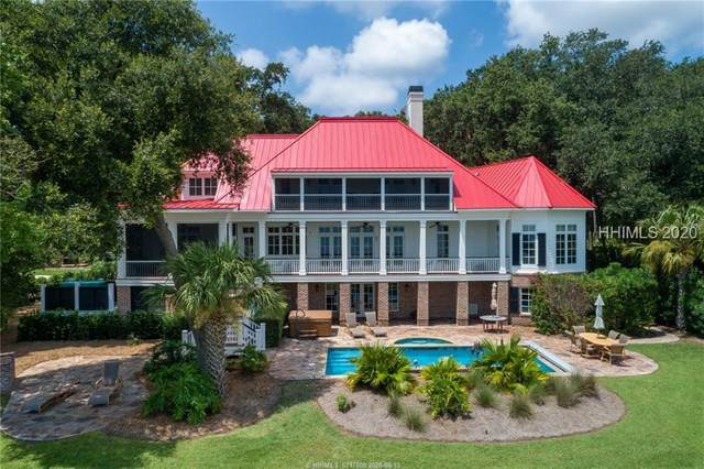 5 Ocean Watch, Daufuskie Island, SC 29915 (MLS #406015) :: The Coastal Living Team