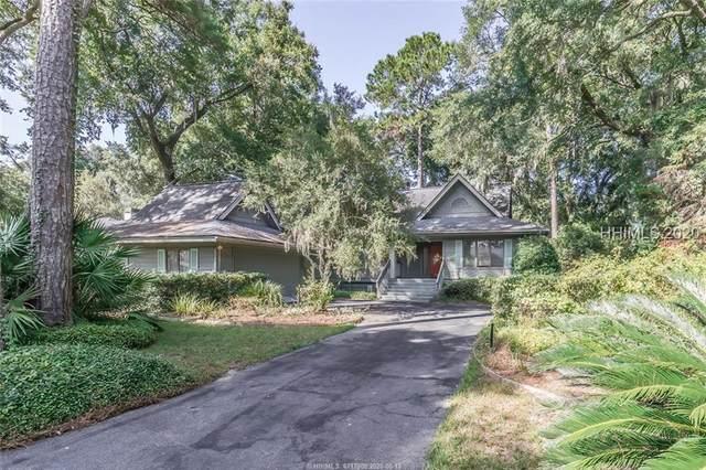 654 Island Circle E, Saint Helena Island, SC 29920 (MLS #406017) :: Southern Lifestyle Properties
