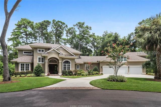 2 Stratford Lane, Hilton Head Island, SC 29928 (MLS #406019) :: Hilton Head Dot Real Estate