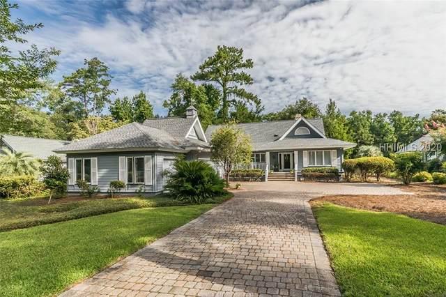 562 Island Circle E, Saint Helena Island, SC 29920 (MLS #406034) :: Southern Lifestyle Properties