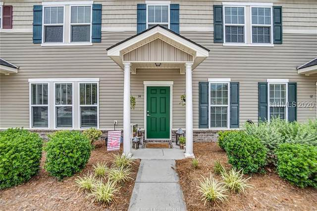 14 Moon Beam Court, Bluffton, SC 29910 (MLS #406035) :: Judy Flanagan