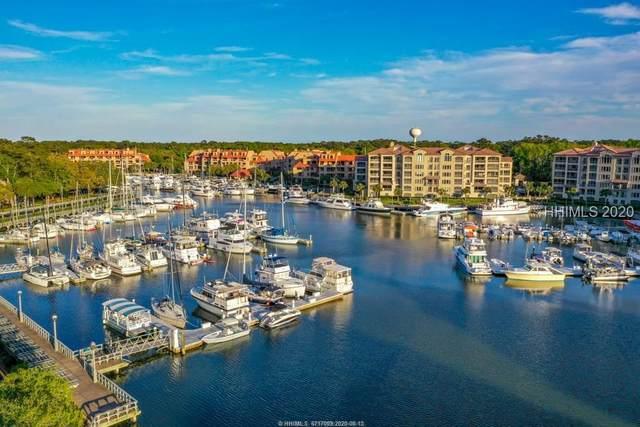 13 Harbourside Lane #7135, Hilton Head Island, SC 29928 (MLS #406060) :: The Coastal Living Team
