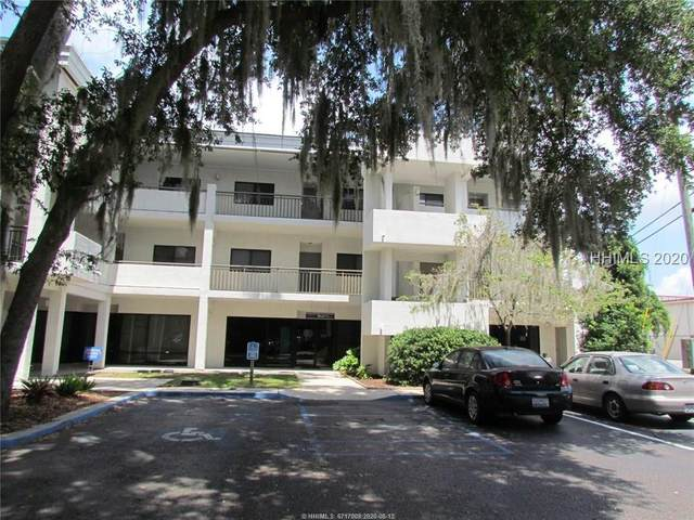 2201 Boundary Street #114, Beaufort, SC 29902 (MLS #406066) :: The Bradford Group