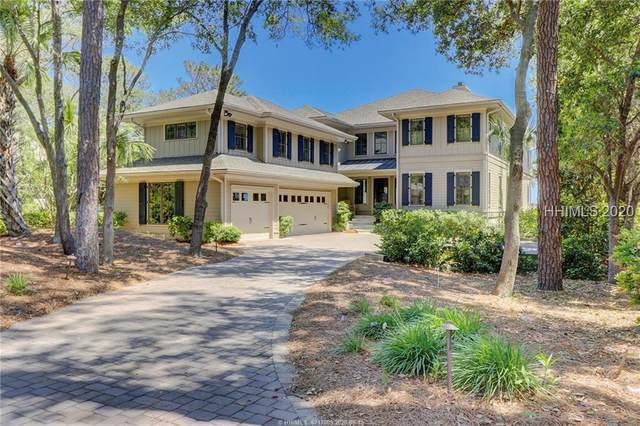 13 Seaside Sparrow Road, Hilton Head Island, SC 29928 (MLS #406070) :: Hilton Head Dot Real Estate
