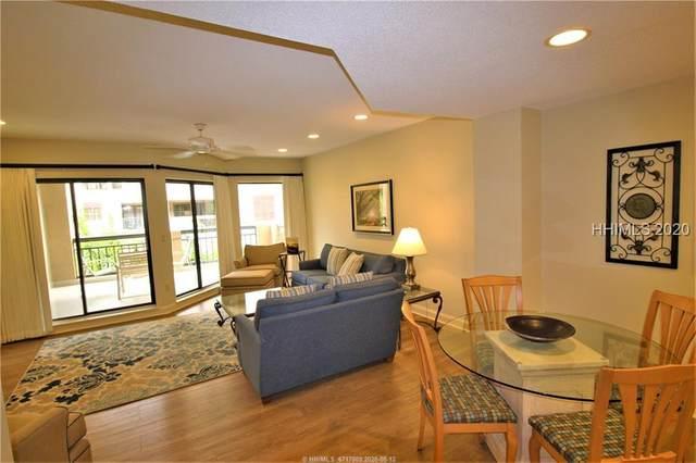 9 Harbourside Lane 7302B, Hilton Head Island, SC 29928 (MLS #406214) :: Hilton Head Dot Real Estate