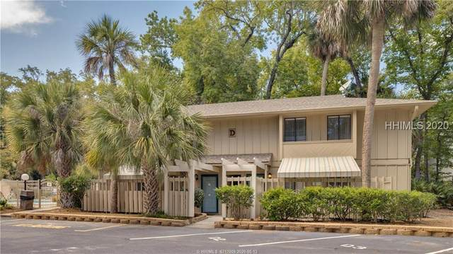 6 Woodward Avenue D4, Hilton Head Island, SC 29928 (MLS #406222) :: Hilton Head Dot Real Estate