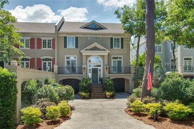 55 Harbour Passage E, Hilton Head Island, SC 29926 (MLS #406232) :: Collins Group Realty